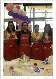 Exposição Faça Fácil Cake Design - FIA 2011