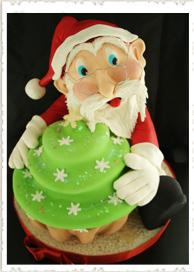 Cristiano Louro Participou no Óbidos Christmas Cake