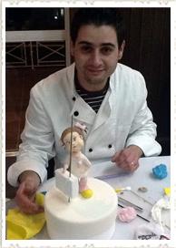 Workshop com a reputada dupla de Cake Designers Argentinos