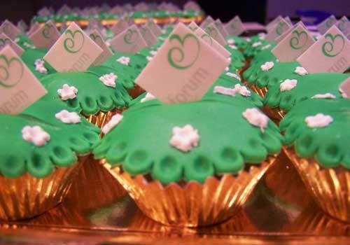 Cupcakes – 4º Aniversário Fórum de Castelo Branco