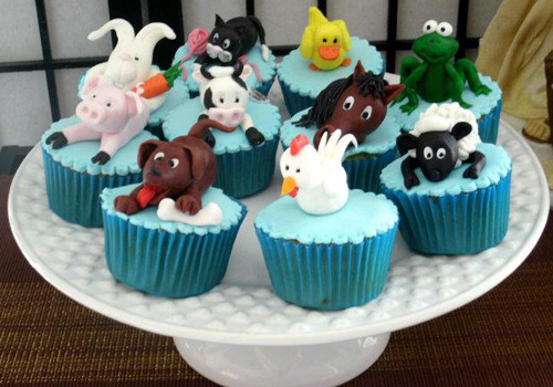 Cupcakes da Quinta