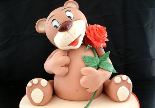 """""""Urso Esculpido"""""""