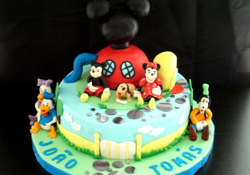 """Casa do Mickey Mouse e companhia"""