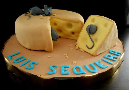 """""""Ratinhos devoradores de queijo"""""""