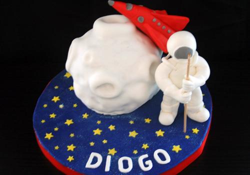 Astronauta Diogo