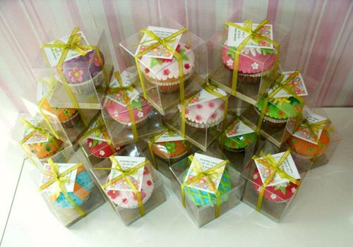 Cup Cakes para presente